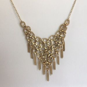 Statement necklace by Jessica Simpson